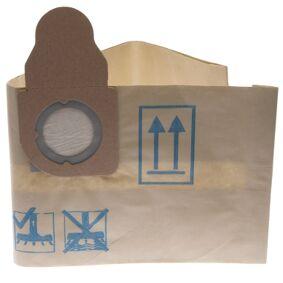 NILFISK Støvsugerposer, papir, 5st. 61156 Tilsvarer: N/A