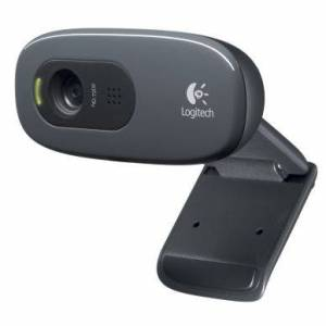 LOGITECH HD Webcam C270 960-000582 Tilsvarer: N/A
