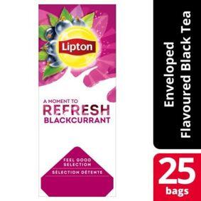 Lipton Lipton Sun Tea Blackcurrant 25-pakk 3228881078476 Tilsvarer: N/A
