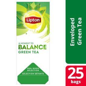 Lipton Lipton Green Tea, 25-pakk 8722700416364 Tilsvarer: N/A