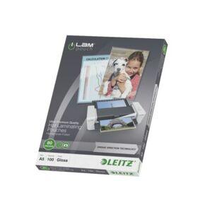Leitz Lamineringslomme A5 UDT 80my Pakke/100 74920000 Tilsvarer: N/A