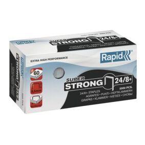 Rapid Heftestift Rapid SuperStrong 24/8 E/5000 24860100 Tilsvarer: N/A