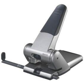 Leitz Hullemaskin Leitz 5180 2-hull/65ark Sølv 51800084 Tilsvarer: N/A