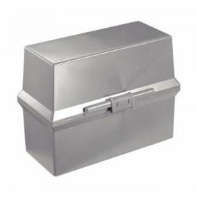 ESSELTE Kartotekboks Cardo 250 A6 Lys grå 36281 Tilsvarer: N/A