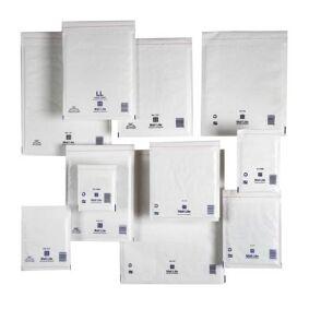 Boblekonvolutt Mail Lite Tuff 180x260 mm hvit, 100 stk. 5051146002088 Tilsvarer: N/A
