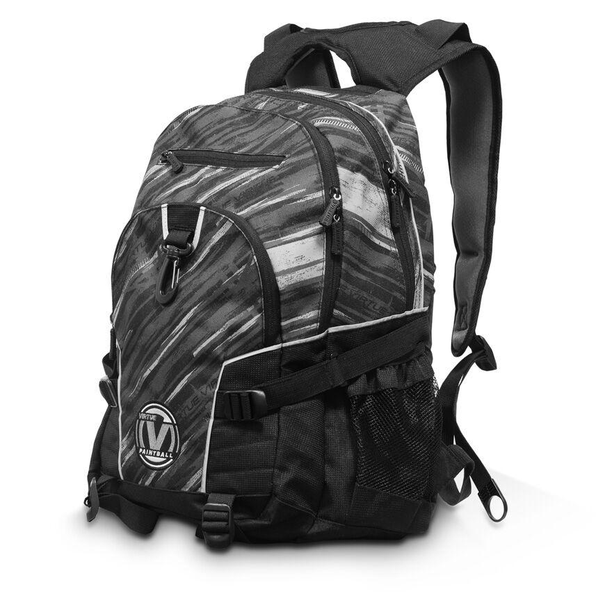 Virture Virtue Wildcard Backpack / Graphic Svart