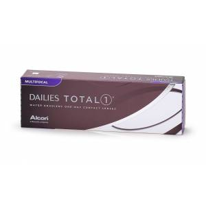 Alcon Dailies Total1 Multifocal Linser