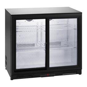Royal Catering Flaskekjøleskap - 208 L - indre skap i aluminium 10010440