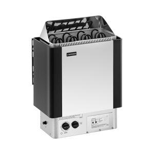 Uniprodo Badstuovn - 6 kW - 30 til 110 °C - inkl. kontrollpanel 10250217
