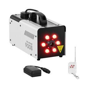 Singercon Røykmaskin - 900 W - 141.6 m3 - LED 6 x 3 W og DMX-tilkobling 10110021