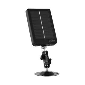 Stamony Solcellepanel til viltkamera - 7 V - inkl. tilbehør 10240011