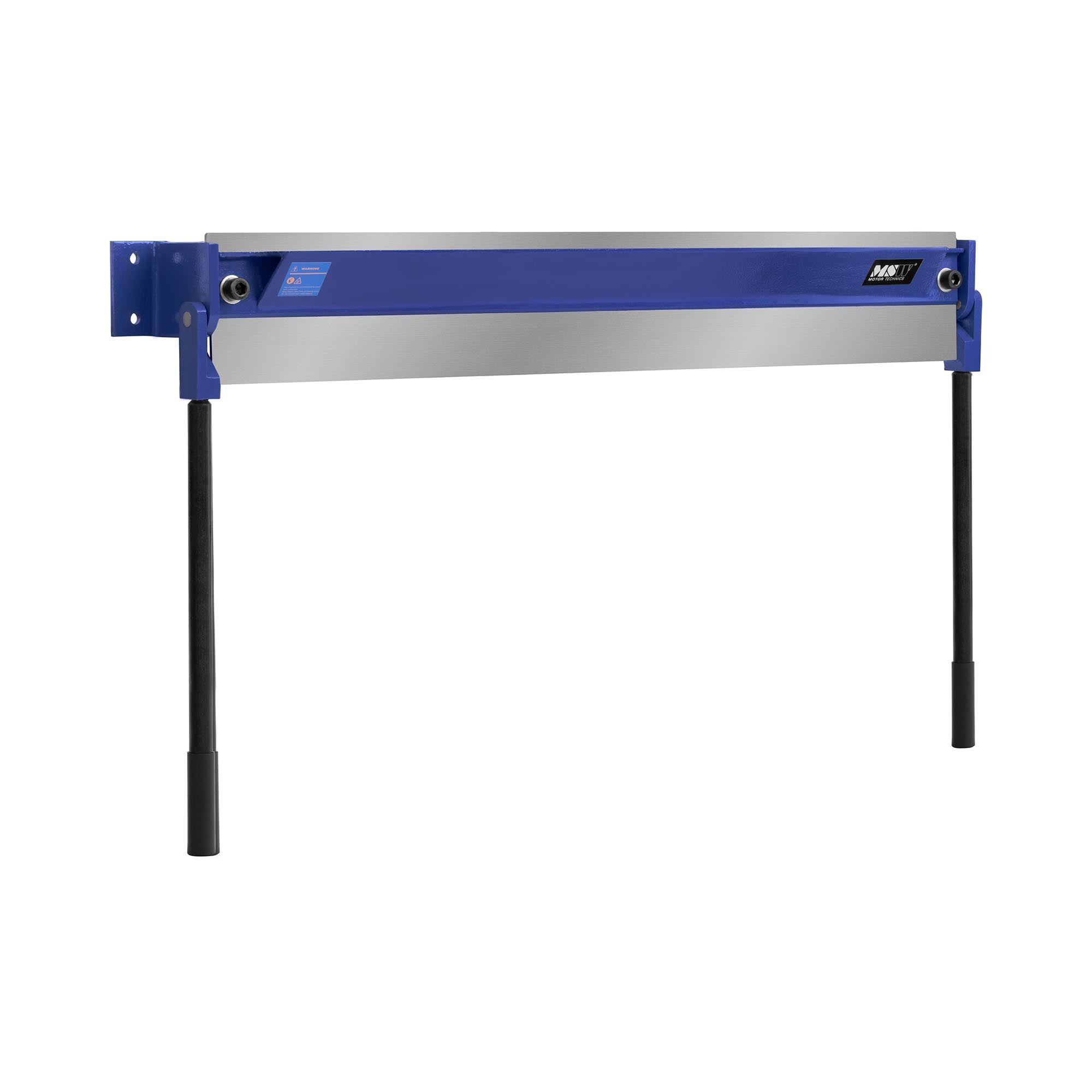 MSW Plateknekker - benk - 1000 mm