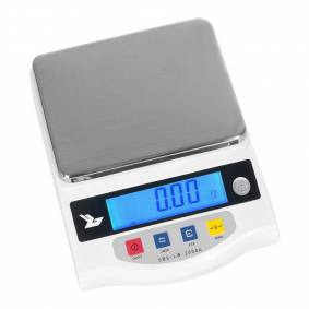 Steinberg Systems Precision Scales - 2000 g / 0.01 g - LCD 10030048