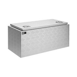 MSW Aluminiumskasse - 91 x 44,5 x 43 cm - 119 L 10060943