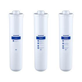 Aquaphor aktive kullfiltre - filtre for sett med vannmykner CRYSTAL H FILTERS