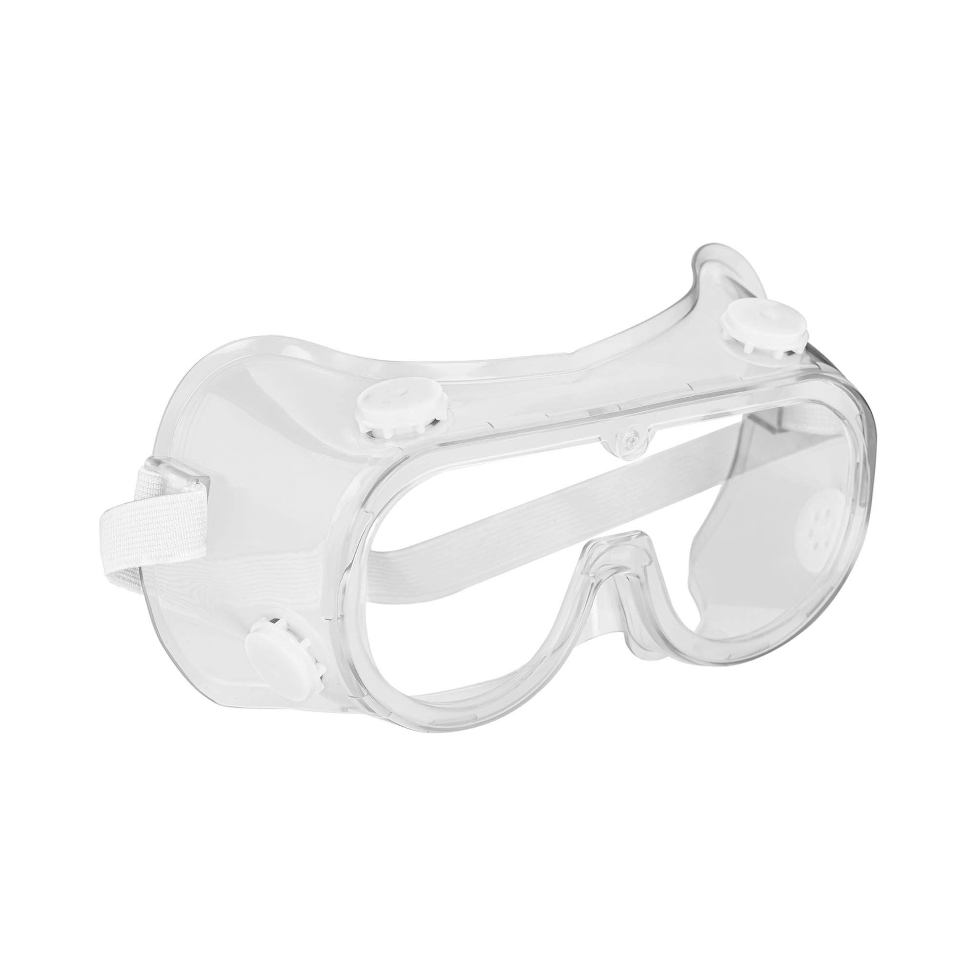 MSW Beskyttelsesbriller - sett på 3 stk. - gjennomsiktig - one size 10061340