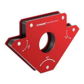 Stamos Welding Group Sveisemagnet - 2 stk. - 19 x 12 x 2,4 cm 10020695