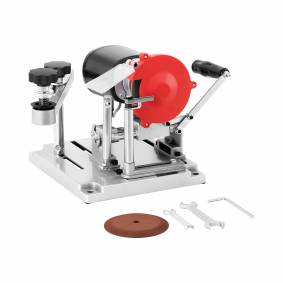 MSW Slipemaskin til sagblad - Ø 9-40 cm - 5 300 rpm - 110 W 10061069