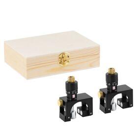 MSW Innstillingsverktøy til høvelstål - et par - magnetisk 10061206
