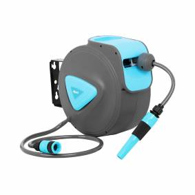 hillvert Automatic Water Hose Reel - 10 + 1 m 10090097