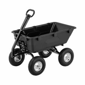 hillvert Hagevogn - 550 kg - vippbar - 150 l 10090175