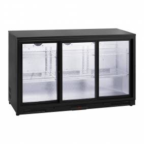 Royal Catering Flaskekjøleskap- 323 L - Aluminium 10010441