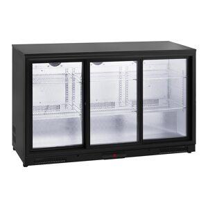 Royal Catering Flaskekjøleskap- 323 L - Aluminium 10010441