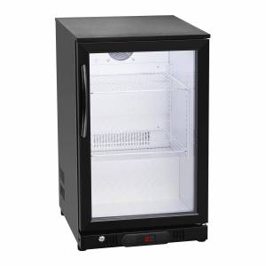 Royal Catering Flaskekjøleskap - 108 L - Aluminium 10010442