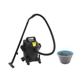ulsonix Våt -tørrstøvsuger - 1,000 W - 20 L 10050155