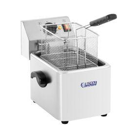 Royal Catering Frityrkoker elektrisk - 1 x 8 liter - EGO-termostat 10010150