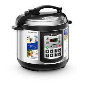 Royal Catering Elektrisk Riskoker - 4 Liter - 800 W 10010966