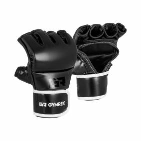 Gymrex MMA-hansker - størelse S/M - sort 10230139