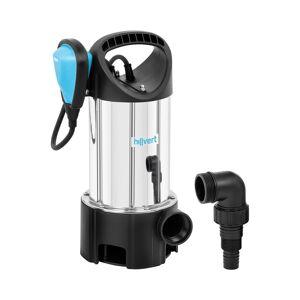 hillvert Nedsenkbar pumpe - 14,400 L/t - 7 m - 750 W