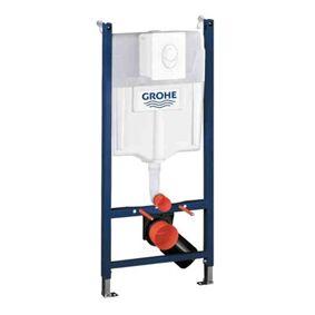 Grohe Innbygningssisterne Rapid SL til vegghengt WC, 38719001