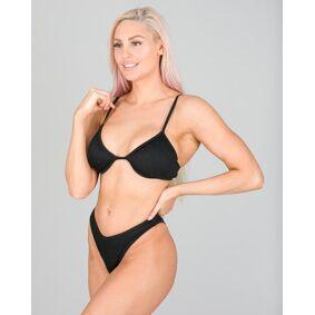 BumPro Bella Bikini Black Top