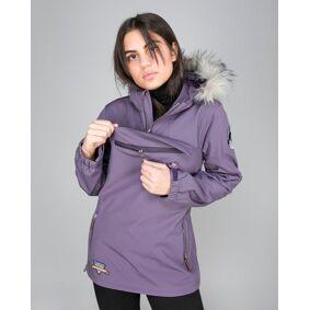 Outdoor & Essentials Outdoor& Essentials Mountain Bunny Anorakk Dimmed Purple