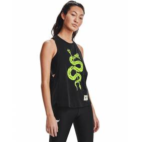 Under Armour Project Rock Same Game Tank Black