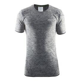 Craft Active Comfort Short Sleeve Black Melange