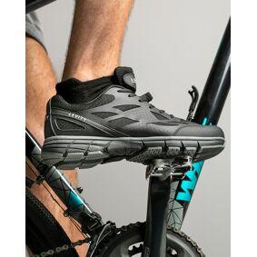 LEVITY Premium Fitness LEVITY - Cycling Shoe Black (ink. SPD)
