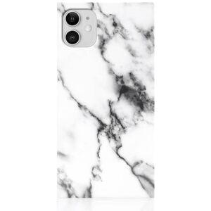 IDECOZ Mobildeksel Hvit Marble iPhone 11