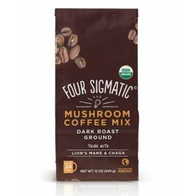 Four Sigmatic Lions Mane Ground Coffee 340g