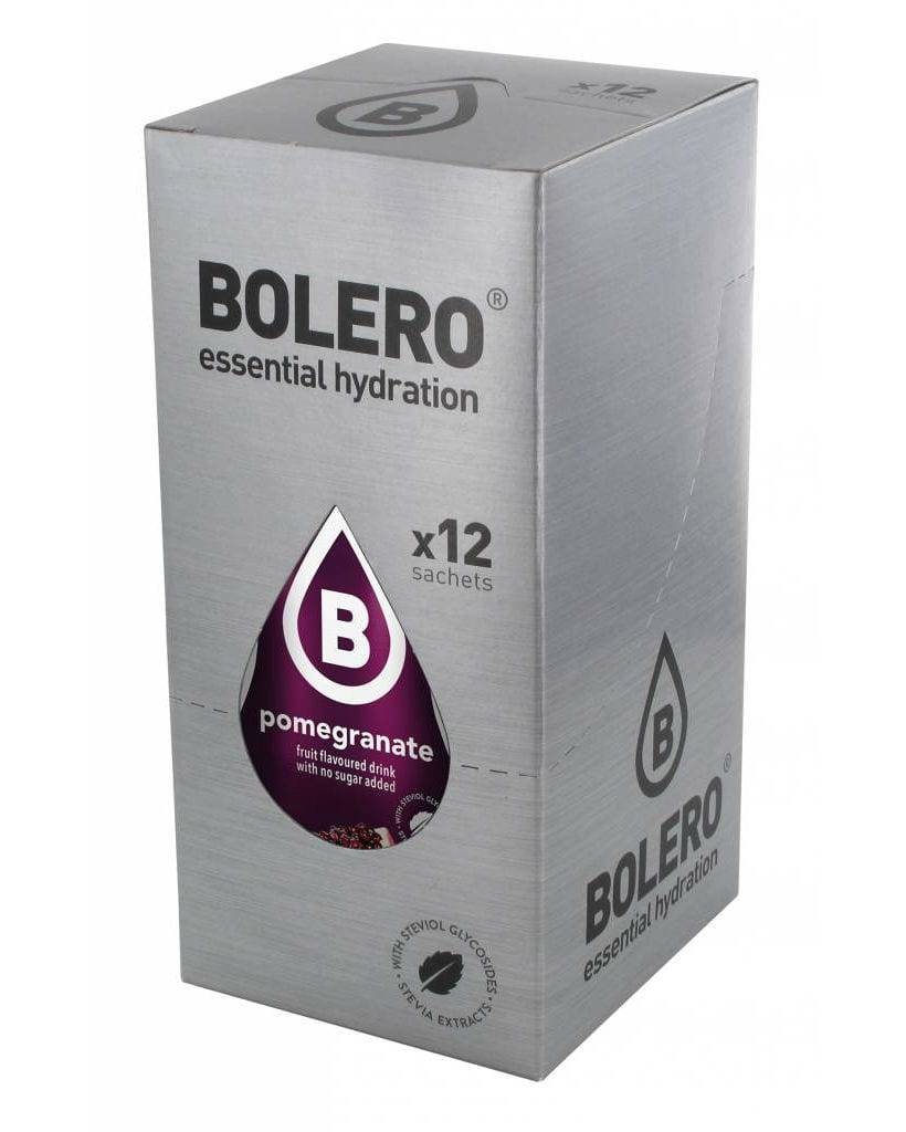 Bolero Classic Advanced Hydration Pomegranate 12x9g