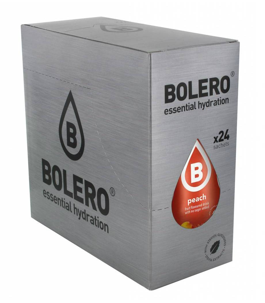 Bolero Classic Advanced Hydration Peach 24x9g