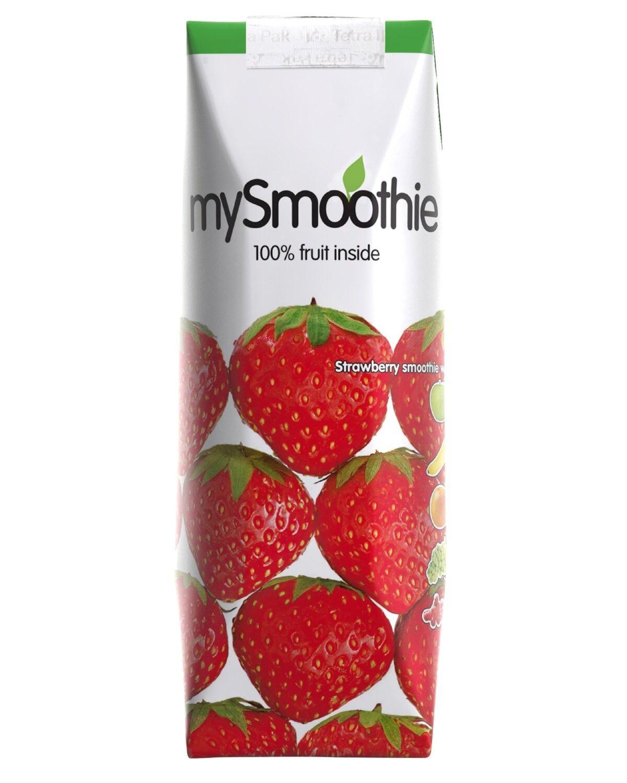 MySmoothie Strawberry 0,25l