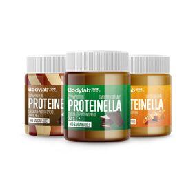 Bodylab Proteinella 3x250g