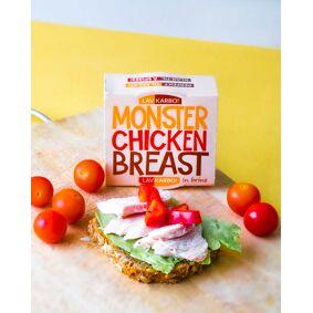 Monster Supersnacks Monster Canned Chicken 155g