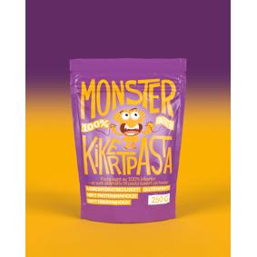 Monster Supersnacks Monster Kikertpasta 250g
