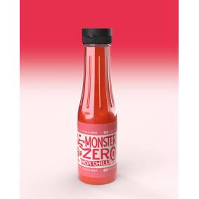 Monster Supersnacks Monster Lavkarbo Kalorifri Hot Chilli Sauce 350ml