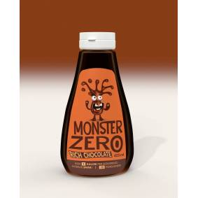 Monster Supersnacks Monster Zero Calorie Syrup - Chocolate 434g