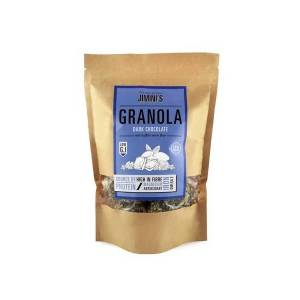 Jiminis - Buffalo Worm Granola - Chocolate 200g